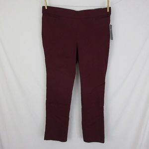 Briggs Pull On Pants Flat Front Comfort Waistband